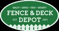 Fence & Deck Depot - Logo