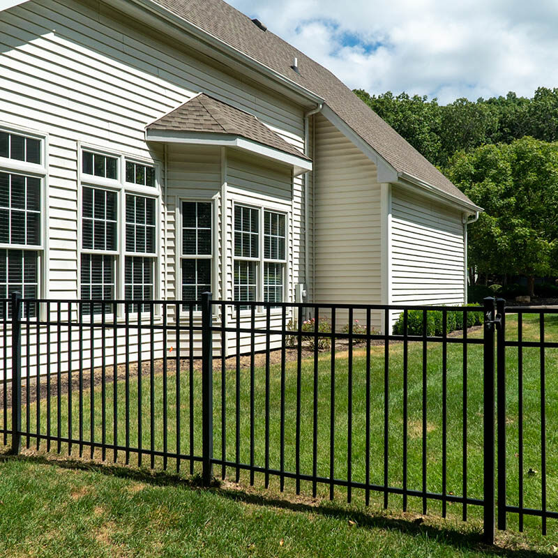 Fence & Deck Depot-1000 residential aluminum fence