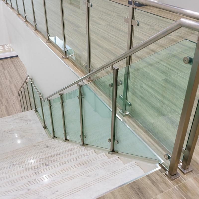 commercial handrailing